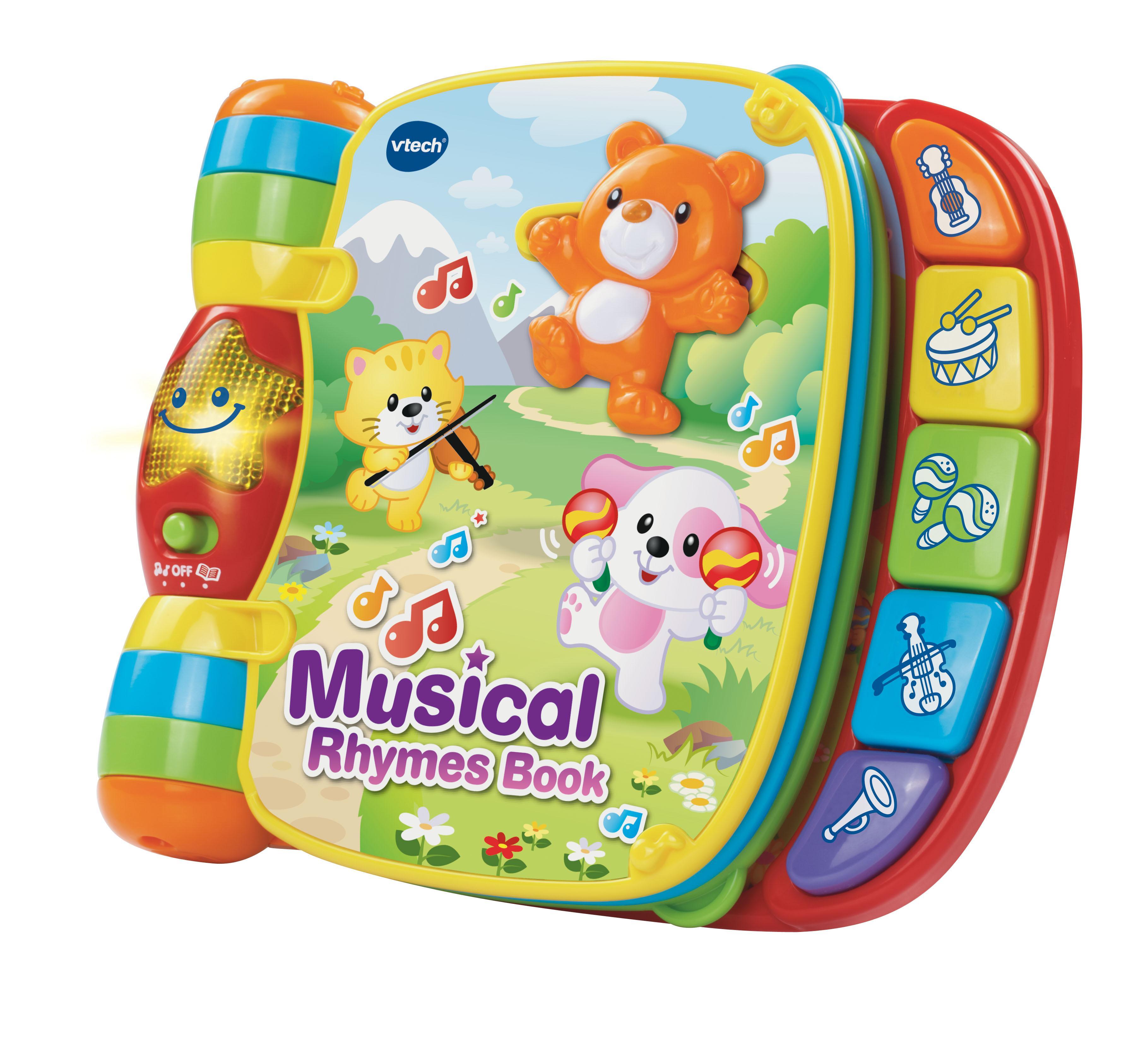 For nursery rhymes babies book