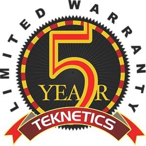 Teknetics Warranty Metal Detector