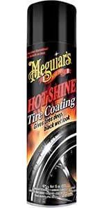 Hot Shine Tire Coating