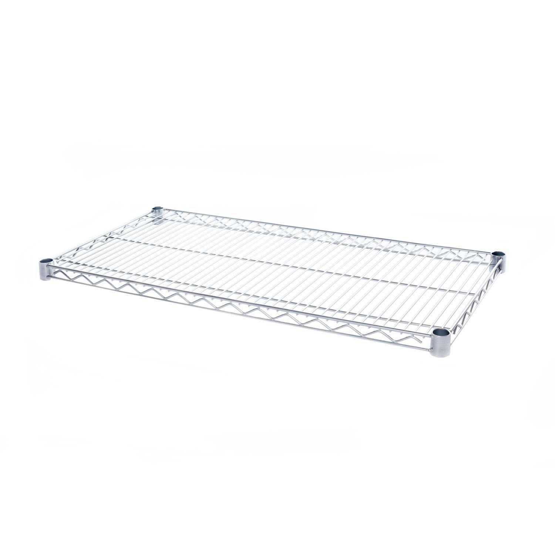 Amazon.com: Seville Classics UltraDurable NSF Steel Wire Shelf 18\