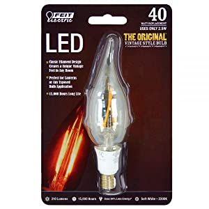 Feit Bpst19 Led The Original Vintage Style Bulb 60w Edison