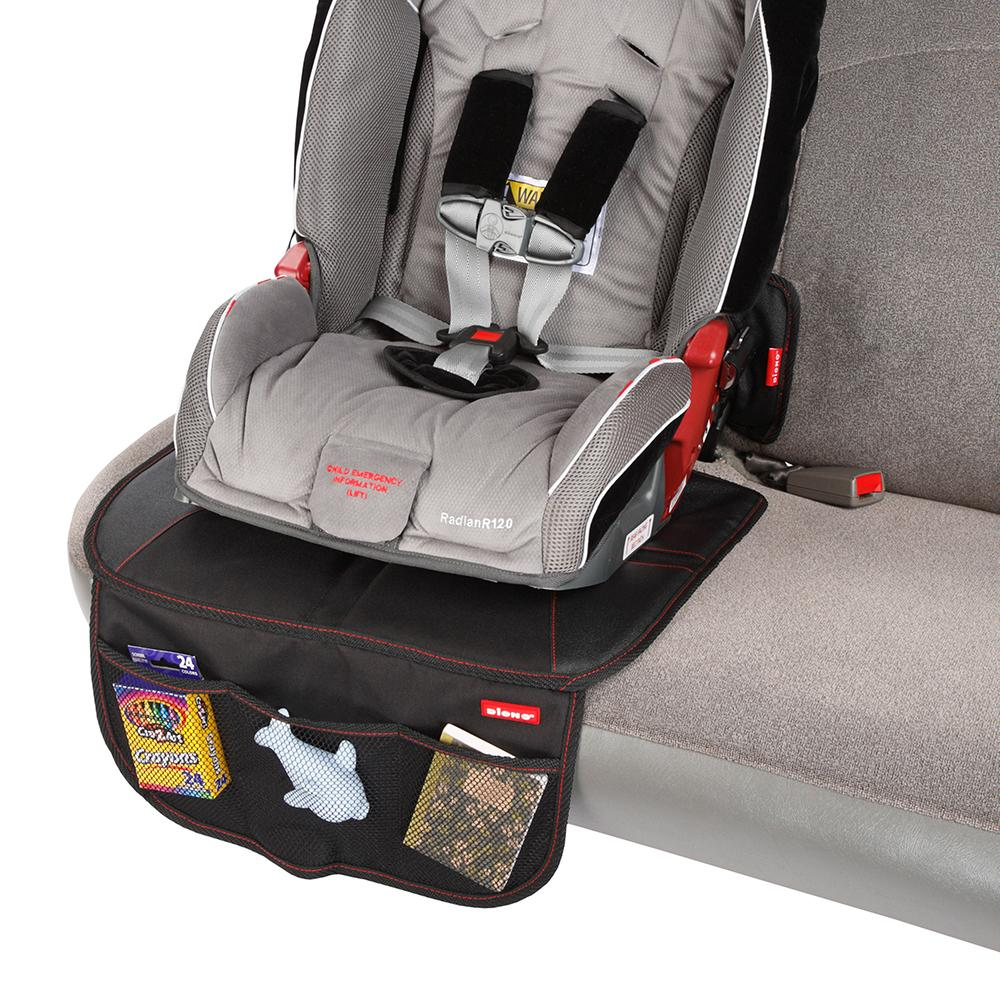 Amazon.com : Diono Super Mat Seat Protector With Organizer