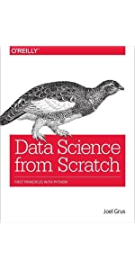 Data Science from Scratch First Principles with Python