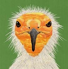 ostrich, final art, creature features