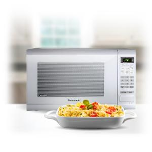 small microwave, counter top microwave