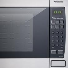 Panasonic Microwave Oven NN-SN766S Stainless Steel Countertop/Built-In with Inverter Technology and Genius Sensor, 1.6 Cu. Ft, 1250W