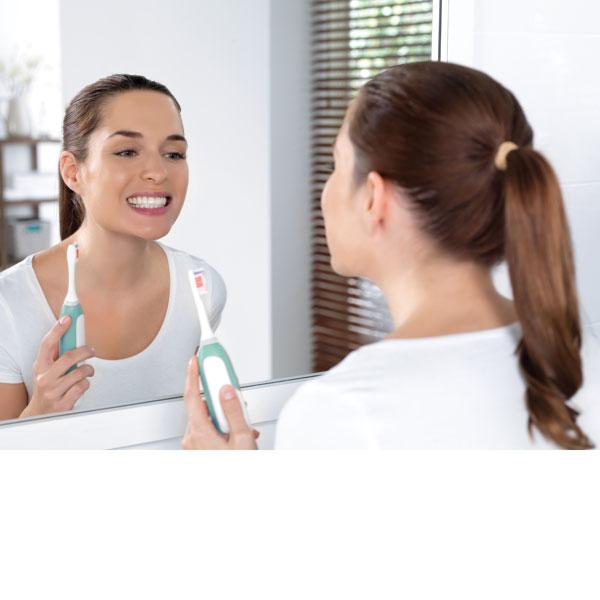 Philips Sonicare HX3631//02 PowerUp Battery Operated Toothbrush Blue Blue