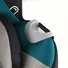 Amazon.com : Evenflo Triumph LX Convertible Car Seat, Charleston : Baby