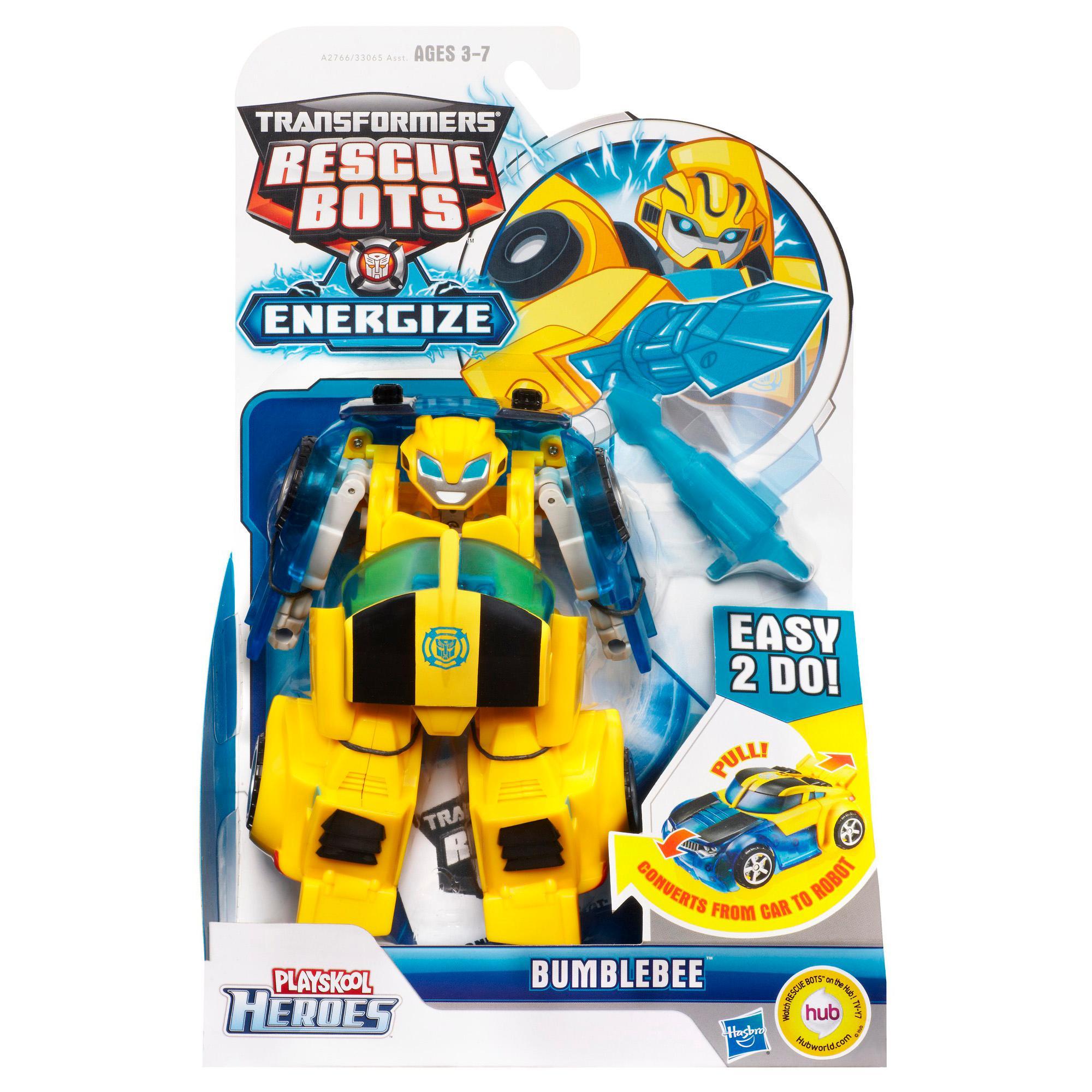 hasbro ultimate bumblebee transformer instructions