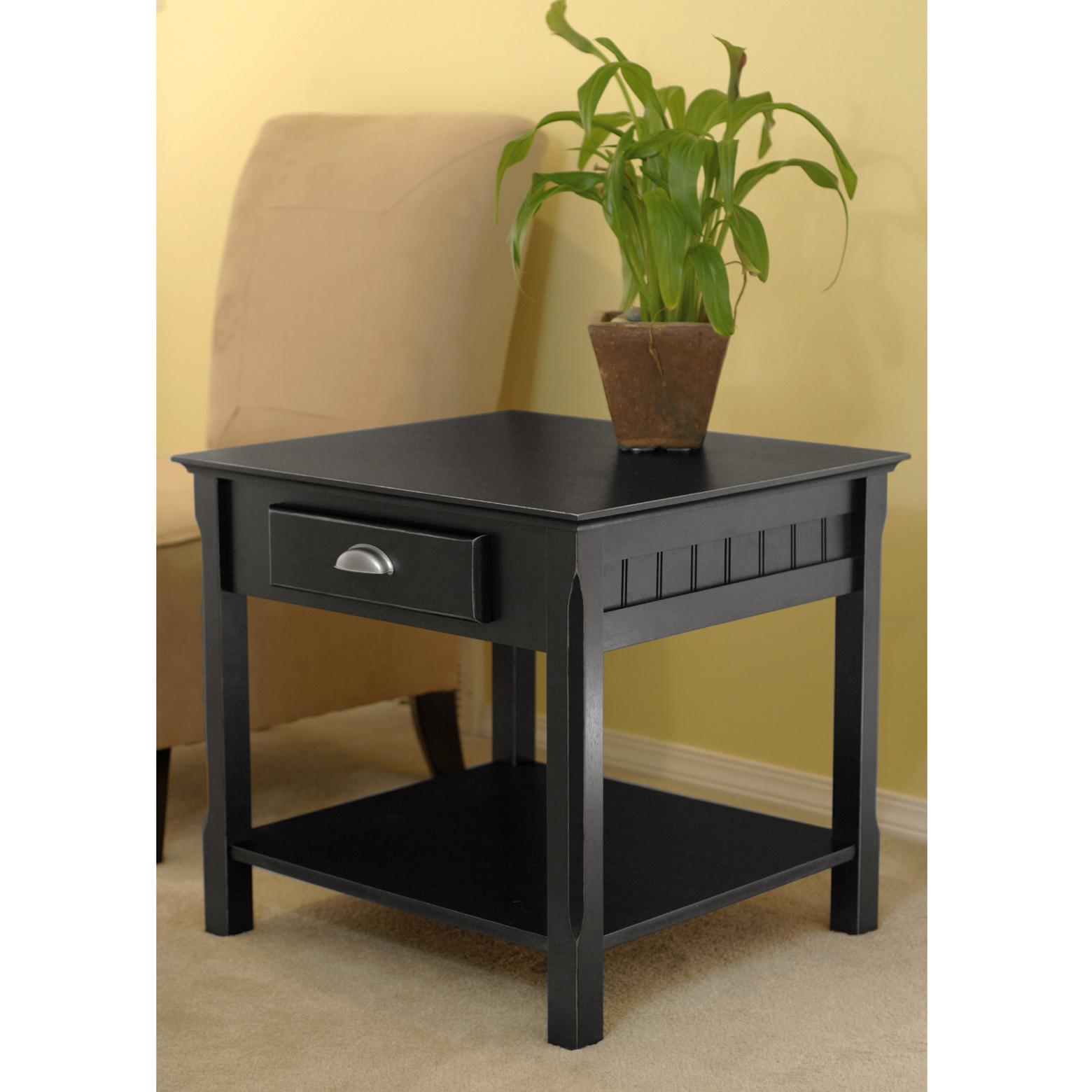 ideas awesome latest end by decoration room family black the table view