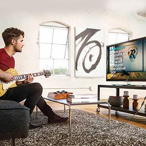 rocksmith 2014 edition remastered playstation 4 standard edition playstation 4 computer and. Black Bedroom Furniture Sets. Home Design Ideas