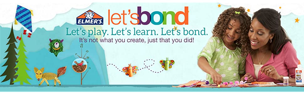 Lets Play. Lets Learn. Lets Bond.