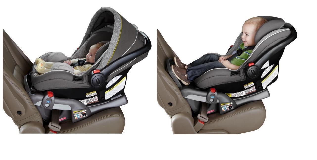 graco snugride click connect 40 infant car seats azalea baby. Black Bedroom Furniture Sets. Home Design Ideas