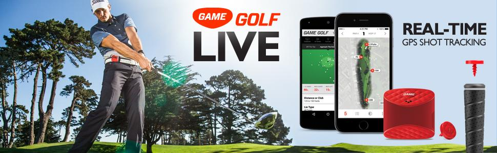 Game Golf, Game Golf Live, GPS, Tracking,