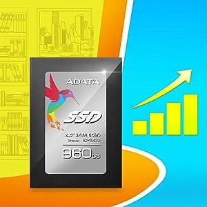 SP550 TLC SSD