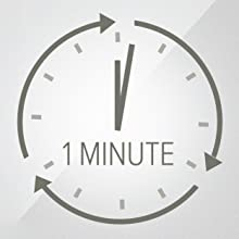 set a timer for 1 minute