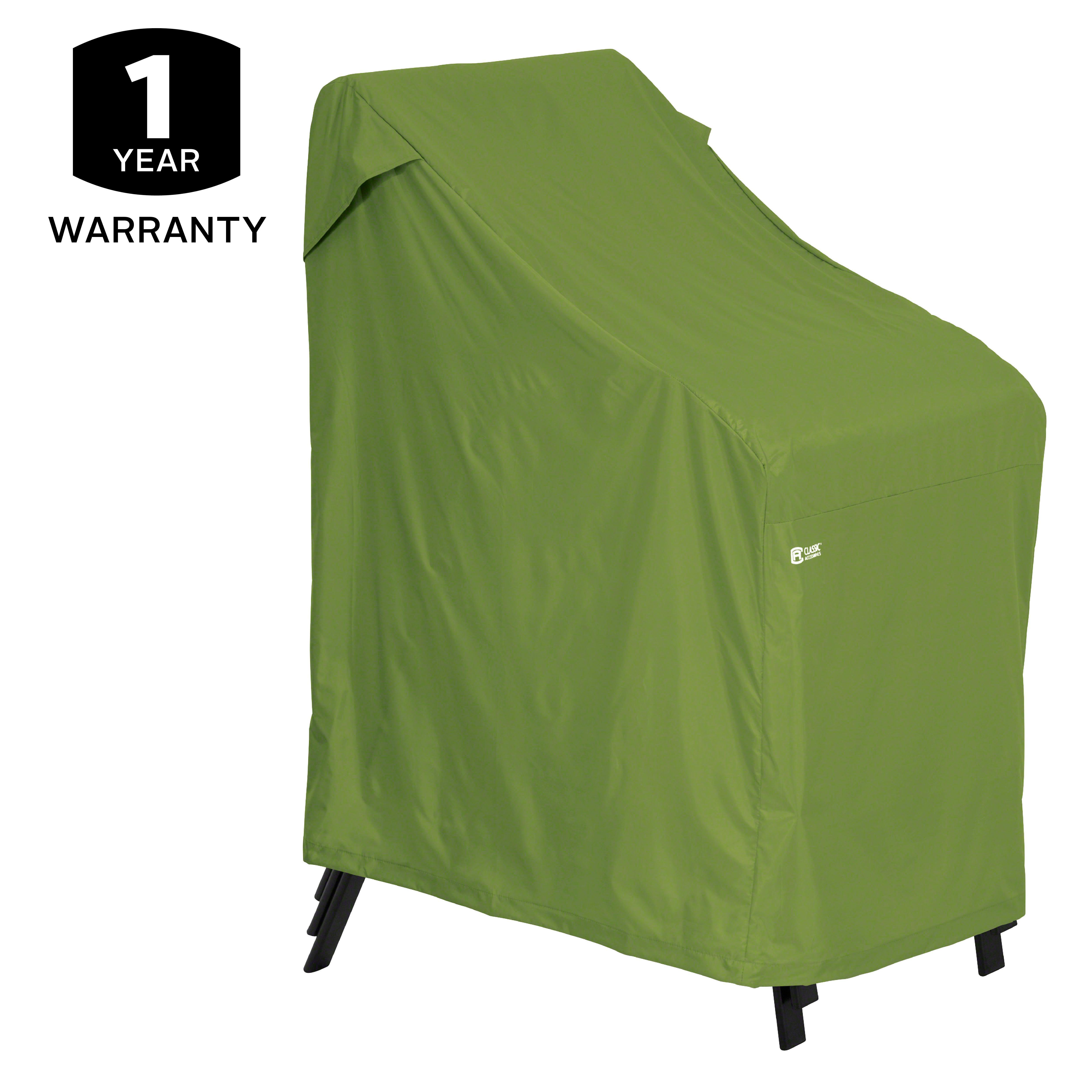 Classic accessories 55 349 011901 ec chair cover amazon for Patio furniture covers amazon ca