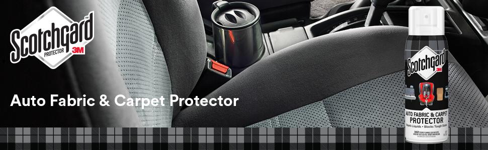 Scotchgard Auto Fabric And Carpet Protector 10 Ounce Tools Home Improvement Amazon Canada