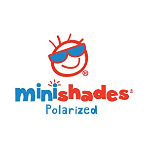 cd3b631dc20 Amazon.com  Minishades Polarized Classic Kids Sunglasses