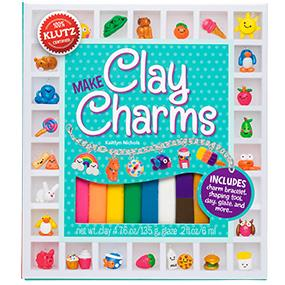 Clay Charms Cover