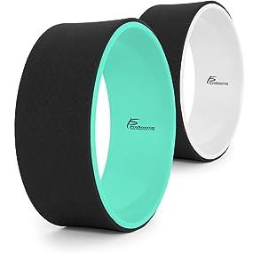 Amazon.com : ProSource Fit Yoga Wheel Prop 12
