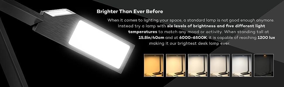 Taotronics metal led lamp