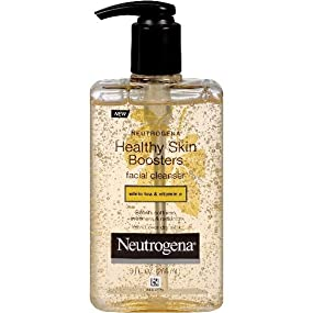 NEUTROGENA Healthy Skin Boosters Cleanser