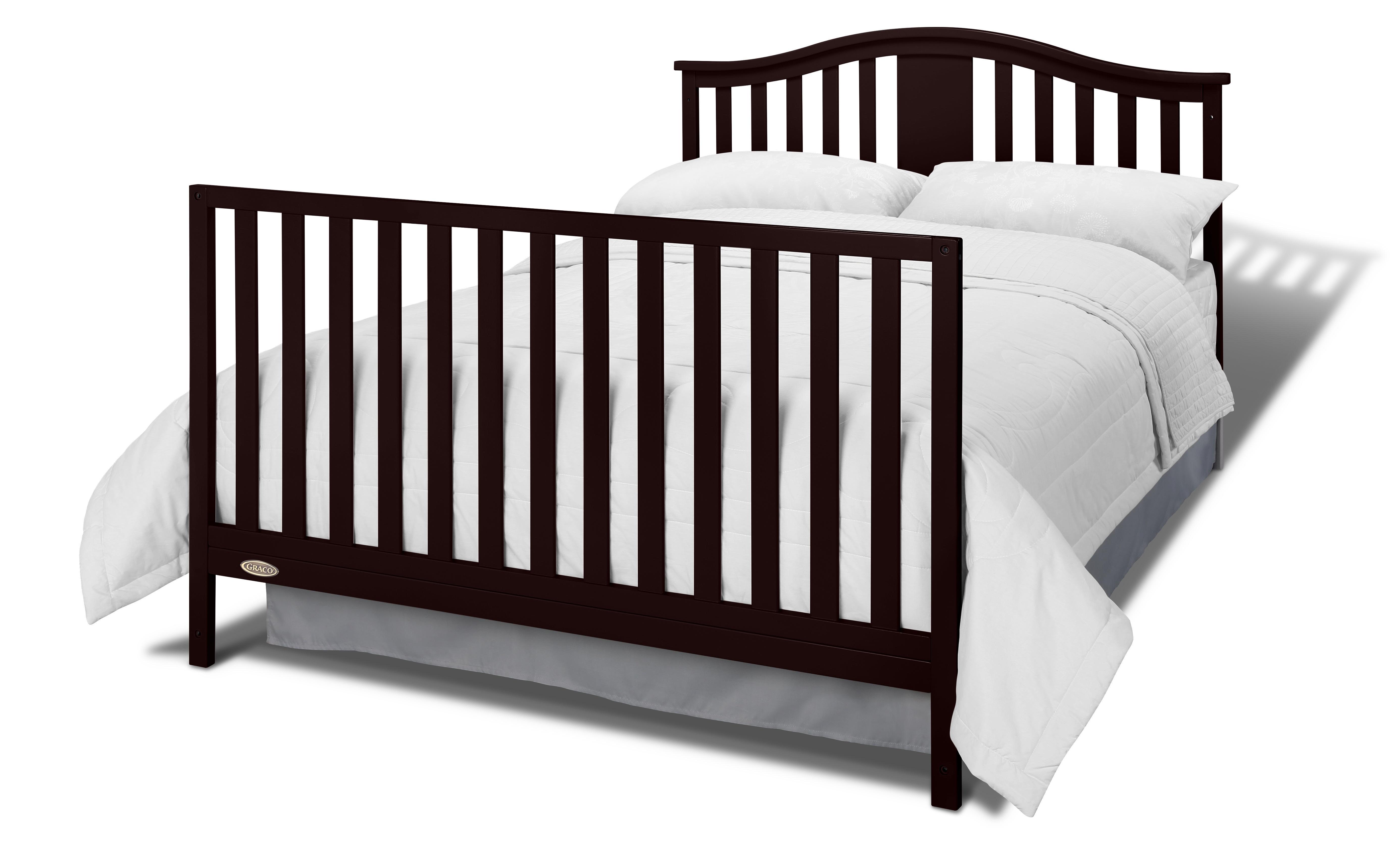Amazon Com Graco Solano 4 In 1 Convertible Crib With