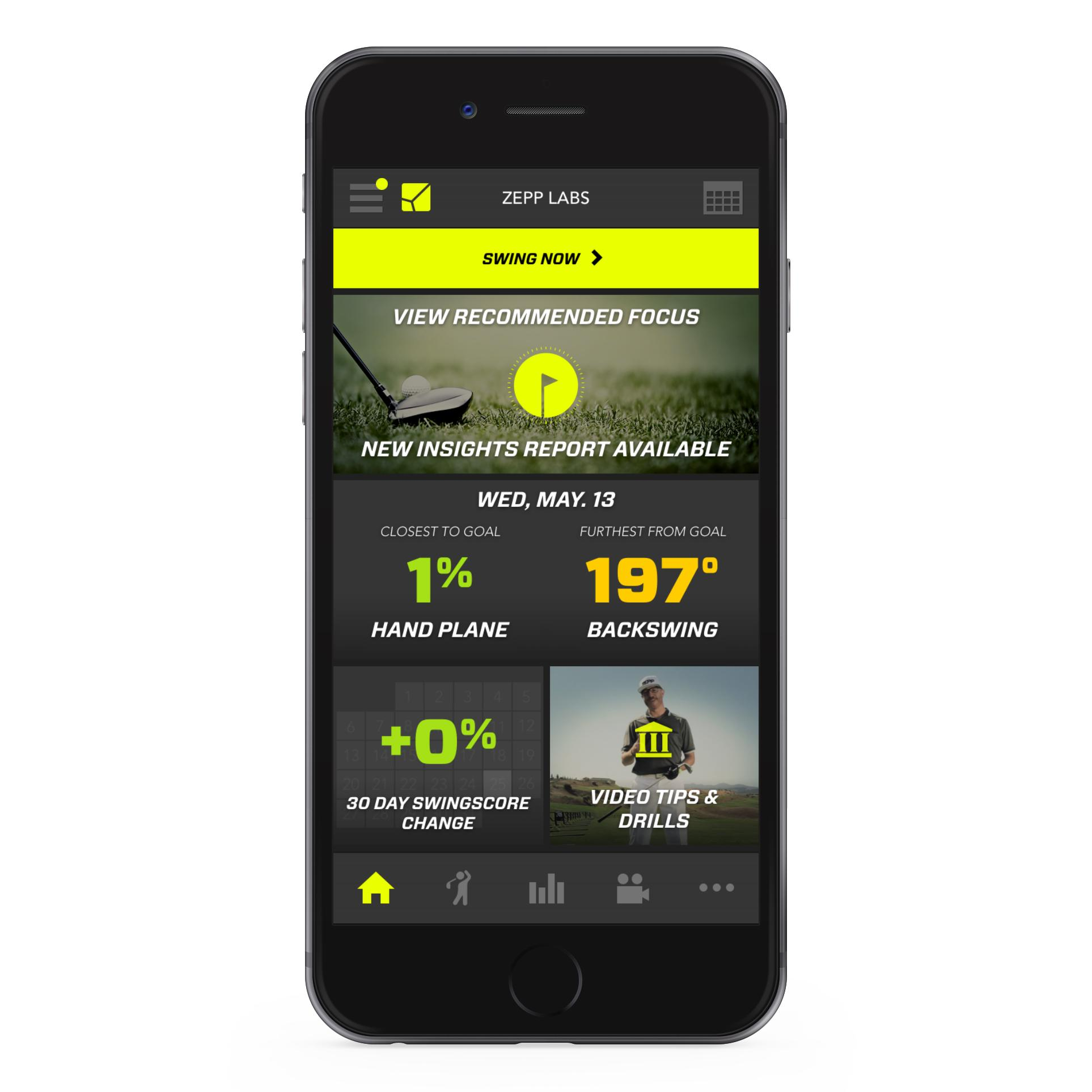 Buy Zepp Golf 3D Swing Analyzer line at Low Prices in India