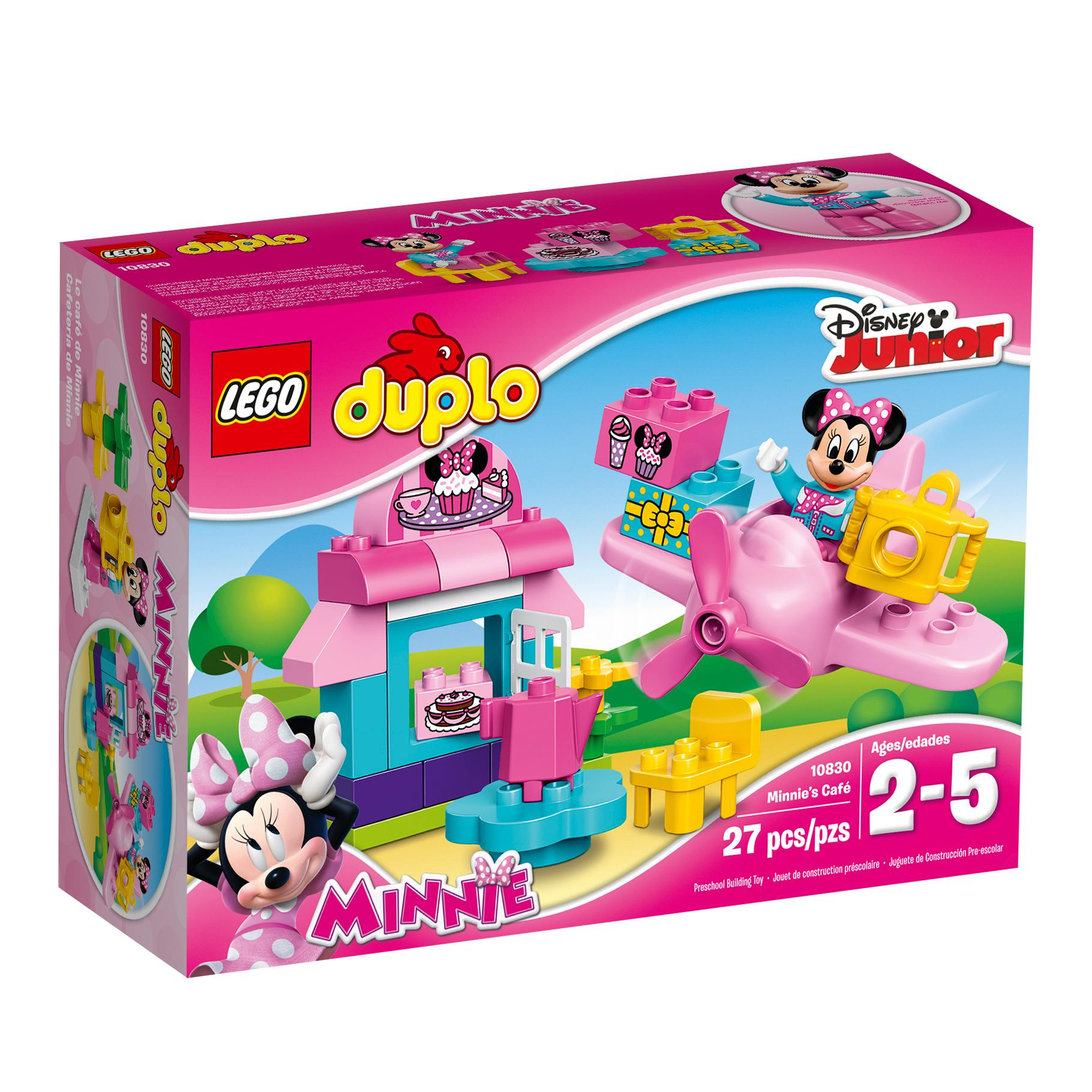 LEGO DUPLO l Disney Mickey Mouse Clubhouse Minnie s Café