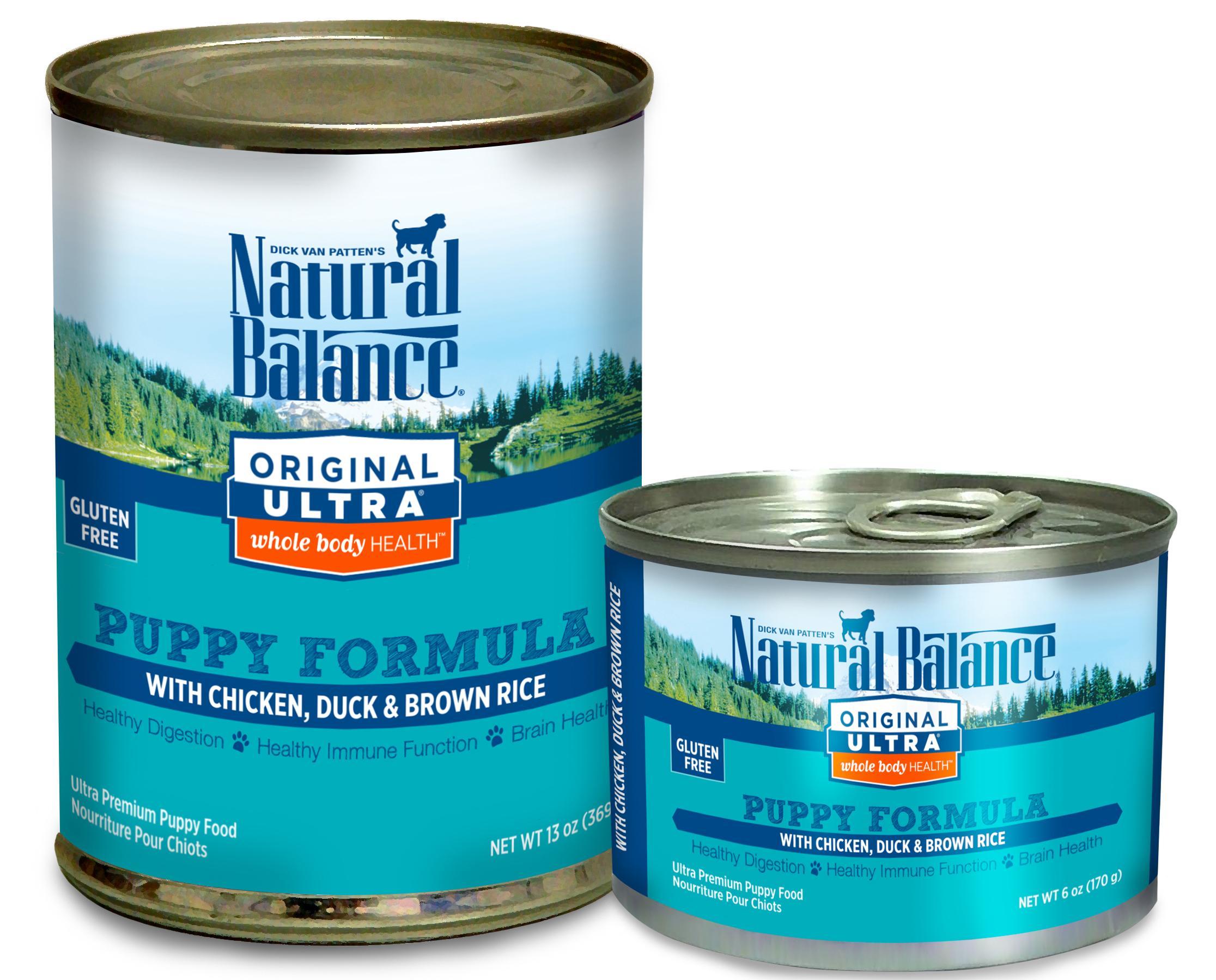 Amazon Natural Balance Puppy Food