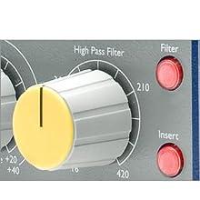 Variable Cut-Off High-Pass Filter