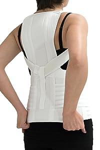 c-section posture waist lumbar band splint breast postpartum girdle abdomen brace