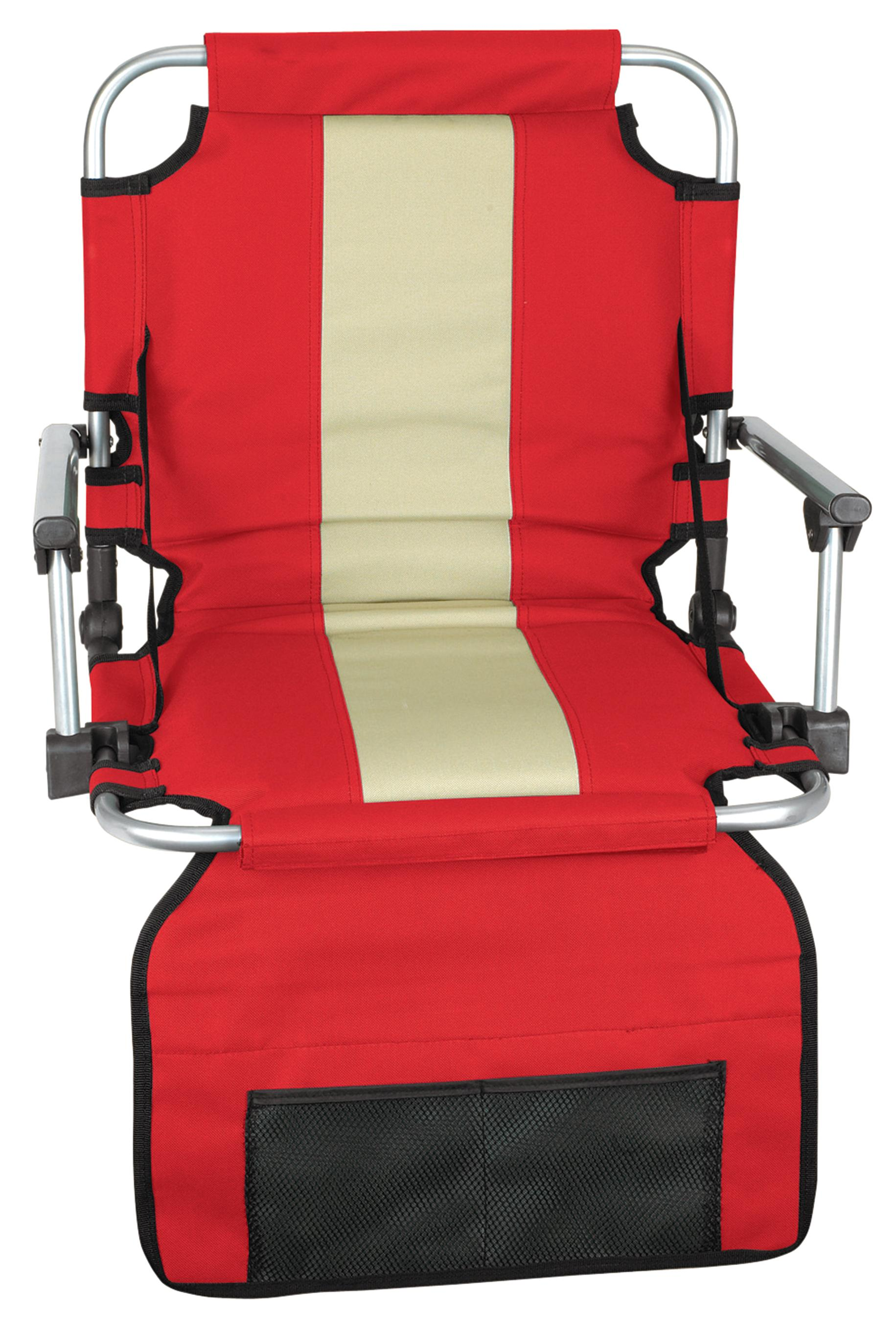 Stansport Folding Stadium Seat with Arms Amazon Sports & Outdoors