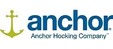 glass; anchor hocking; made in usa; bakeware; food storage; kitchen storage; storage; 1905