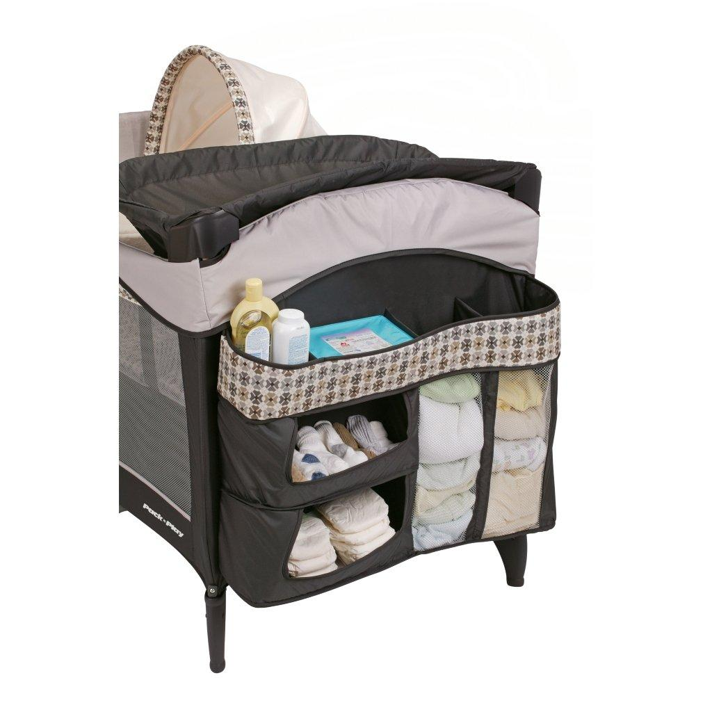 Amazon Com Graco Pack N Play With Newborn Napper Elite