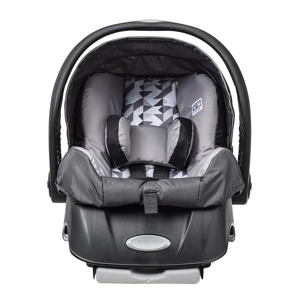 Amazon.com : Evenflo Embrace LX Infant Car Seat, Raleigh