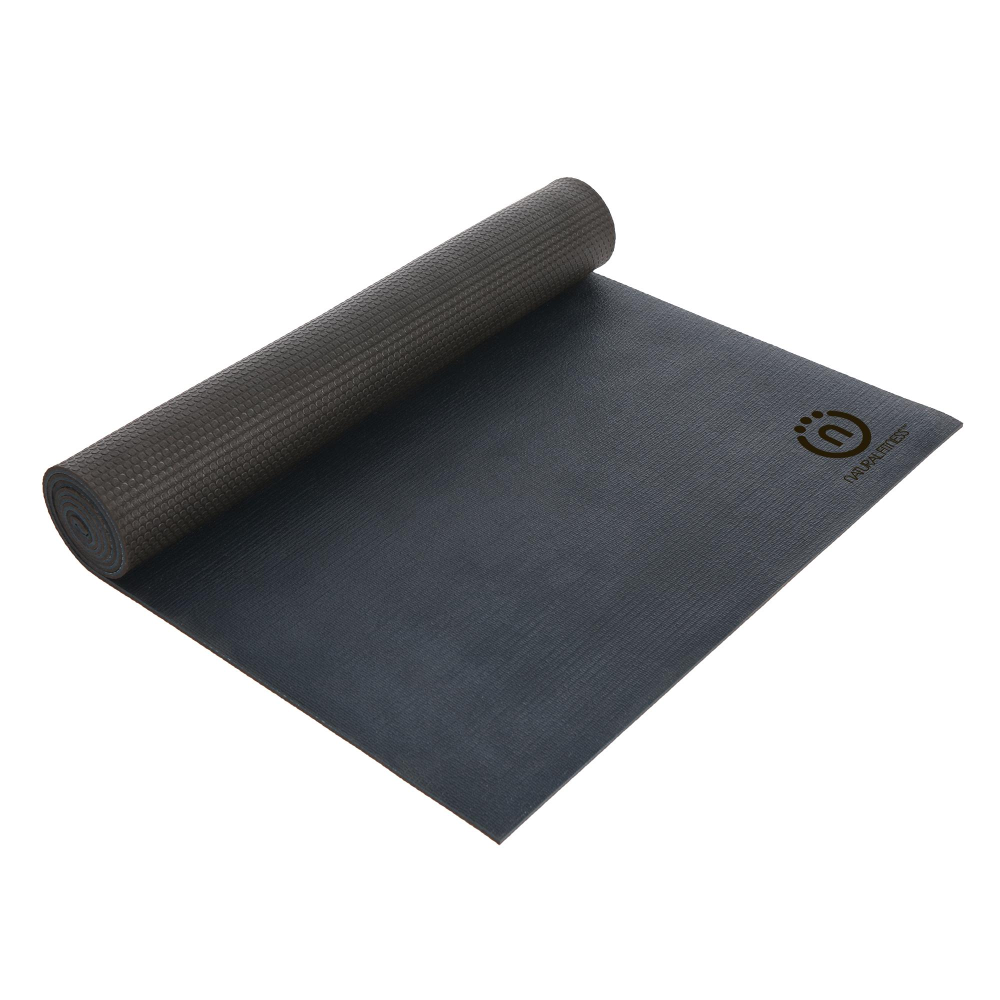 Amazon.com : Natural Fitness Hero Yoga Mat (24 x 72-Inch x