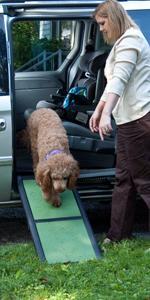 Pet Gear Short Bi-Fold Pet Ramp