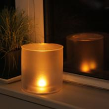 Mpowerd 1010 LUCI Flameless Solar Candle for sale online