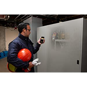 Fluke Clamp Meters with AC and DC and true-rms voltage and current measurements