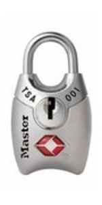 4689TSLV TSA Accepted Luggage Locks with Keys