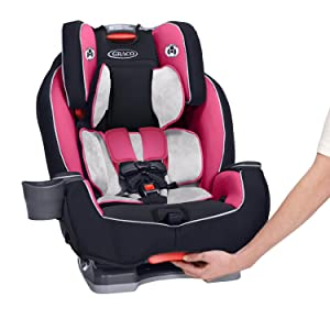 Graco Milestone All In One Convertible Car Seat Gotham Amazonca Baby