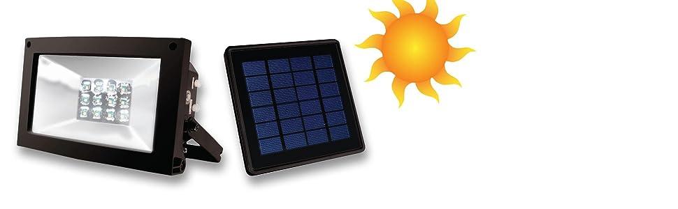 accent light, dusk-to-dawn light, lasts through the night, sign light, solar floodlight, B00432S99U