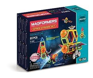 Intelligent Magnetic Construction sets for Brain Development