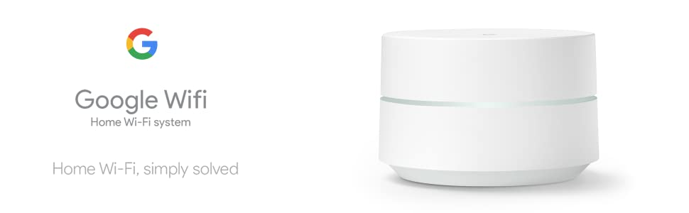Google Home wifi System Empty Box