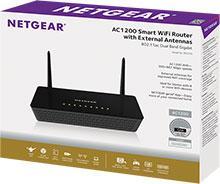 Netgear R6220 Ac 1200 Smart Wifi Router With External