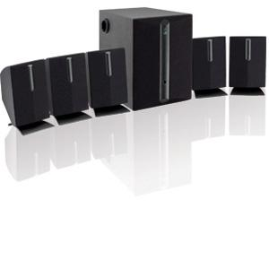 5.1 Channel Speaker System with Subwoofer – HT050B