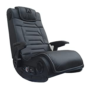 X Rocker Pro Audio Gaming Chair Wireless Black