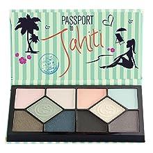 Passport to Tahiti Eye Shadow Palette